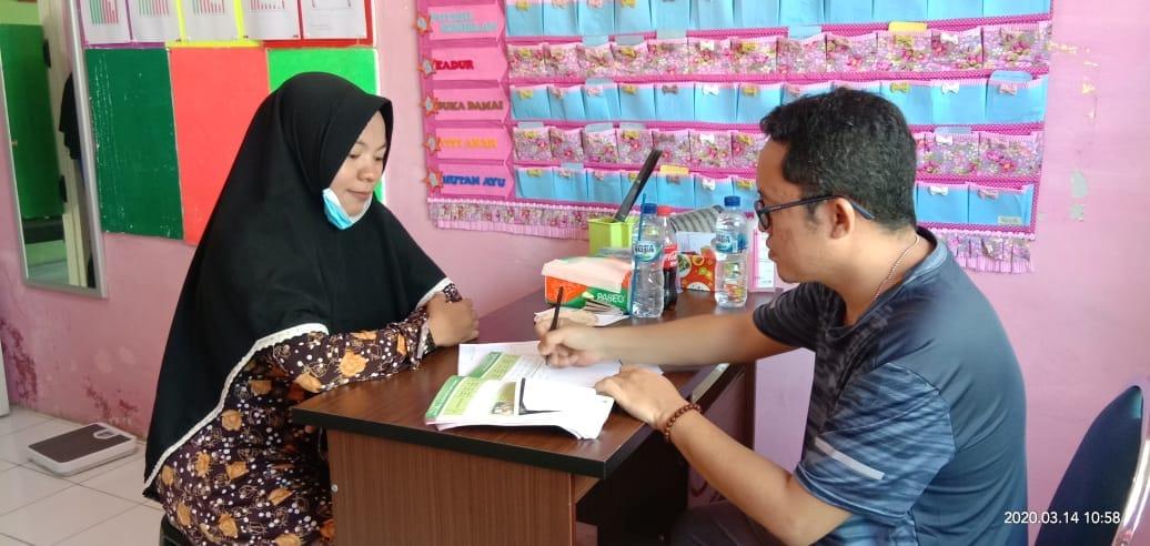 Dokter Spesialis RSUD dan Dinas Kesehatan Bengkalis Kunjungi UPT Puskesmas Rupat Utara
